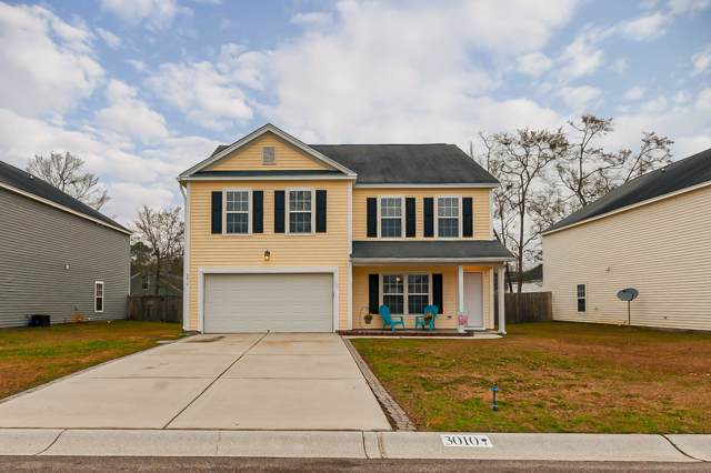 3010 Kinswood Lane, Ladson, SC 29456 (#20002863) :: The Cassina Group