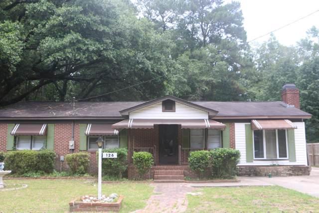 126 Parkwood Circle, Walterboro, SC 29488 (#20002950) :: The Cassina Group