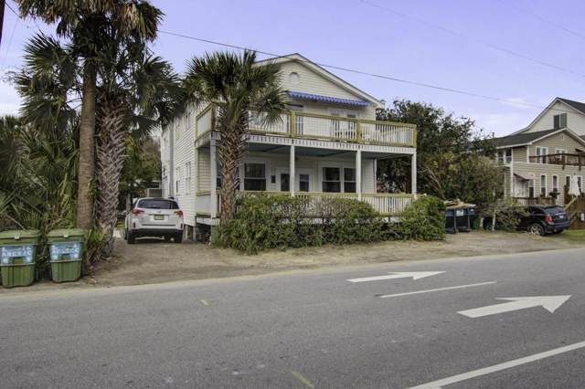 116 E Arctic Avenue, Folly Beach, SC 29439 (#20003042) :: Realty One Group Coastal