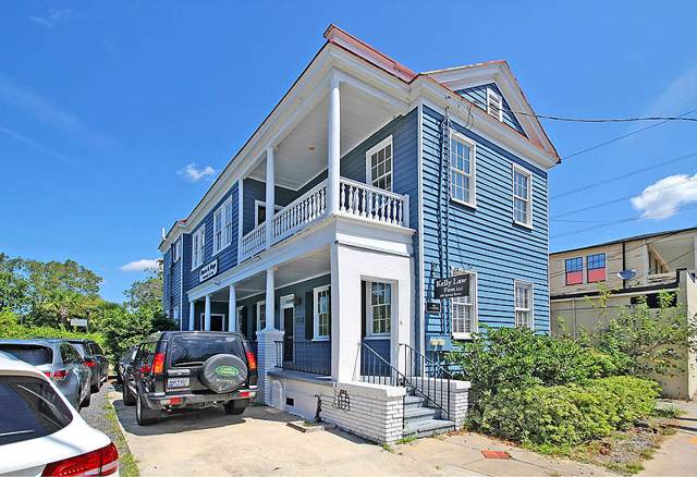 180 Spring Street, Charleston, SC 29403 (#20003150) :: The Cassina Group