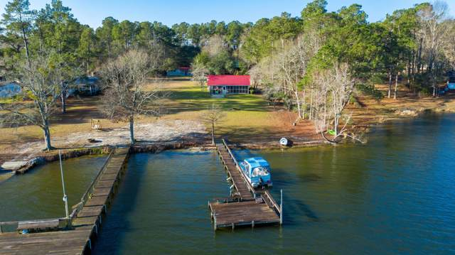 1495 Clubhouse Road, Manning, SC 29102 (#20003151) :: The Cassina Group