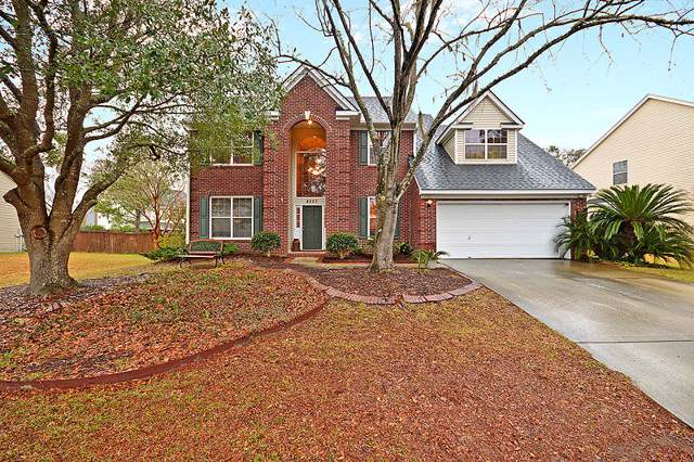 8507 Long Meadow Dr, North Charleston, SC 29420 (#20003172) :: Realty One Group Coastal