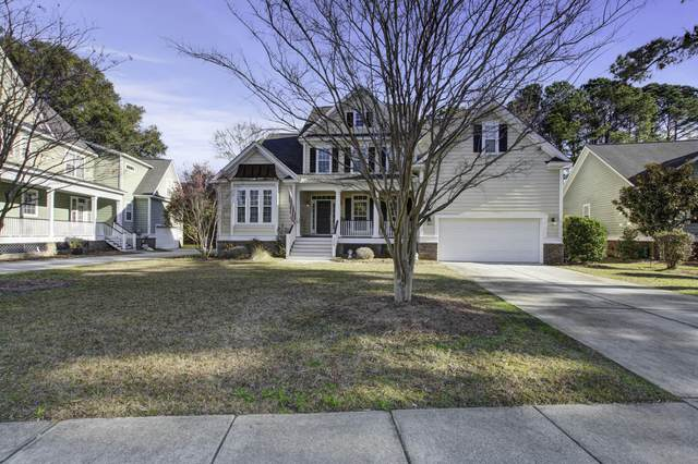3509 Flowering Oak Way, Mount Pleasant, SC 29466 (#20003358) :: The Cassina Group
