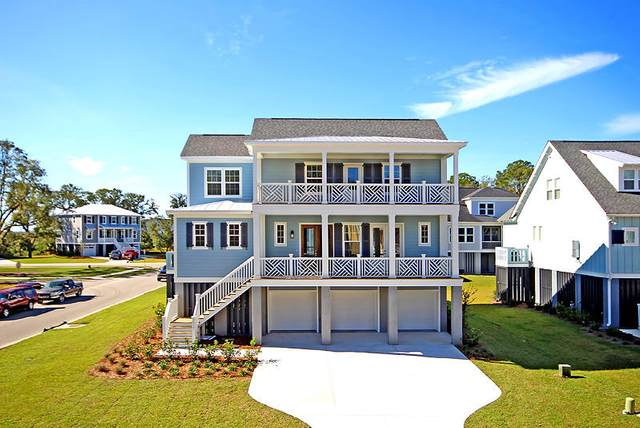 1494 Menhaden Lane, Mount Pleasant, SC 29466 (#20003434) :: The Cassina Group