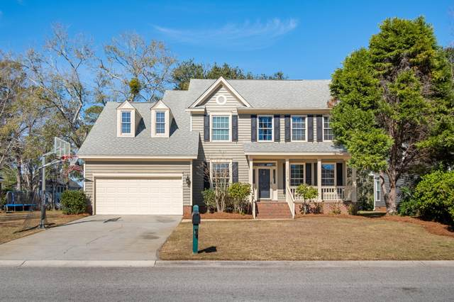 3098 Linksland Road, Mount Pleasant, SC 29466 (#20003447) :: The Cassina Group