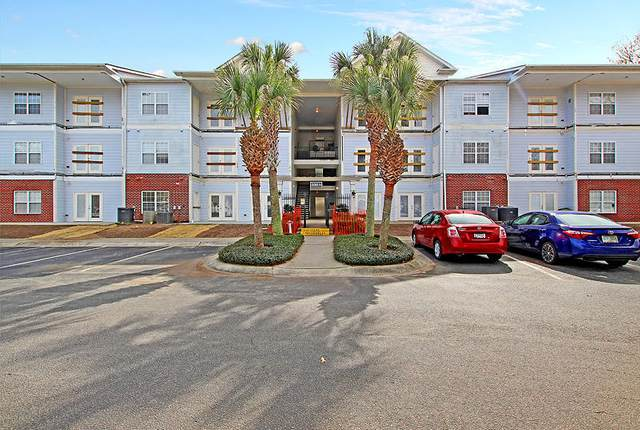 1025 Riverland Woods Place #308, Charleston, SC 29412 (#20003467) :: The Cassina Group