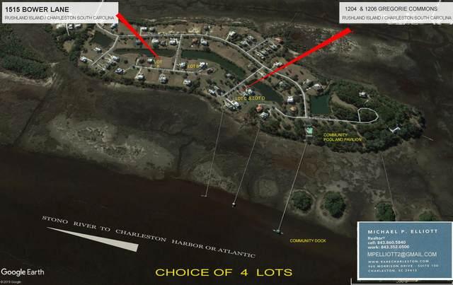 1206 Gregorie Cmns, Johns Island, SC 29455 (#20003472) :: The Gregg Team