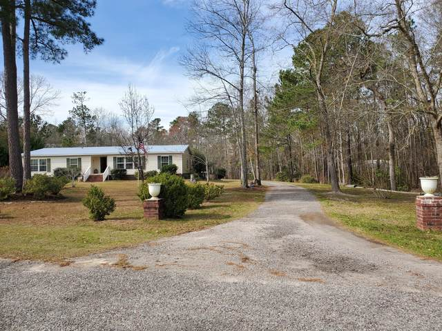 1359 Rockfish Drive, Manning, SC 29102 (#20003490) :: The Cassina Group