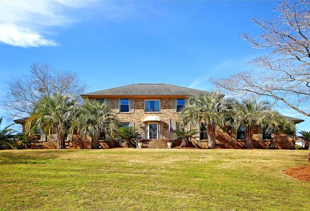100 Cooper Drive, Santee, SC 29142 (#20003507) :: Realty One Group Coastal