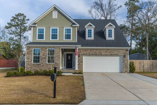 133 Tyvola Drive, Summerville, SC 29485 (#20003581) :: The Cassina Group