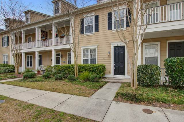 2381 Kings Gate Lane #3105, Mount Pleasant, SC 29466 (#20003623) :: The Cassina Group