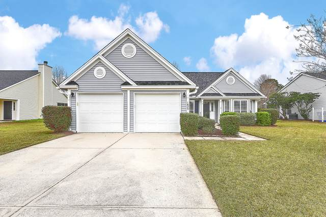 1625 Pin Oak Cut, Mount Pleasant, SC 29466 (#20003729) :: The Cassina Group