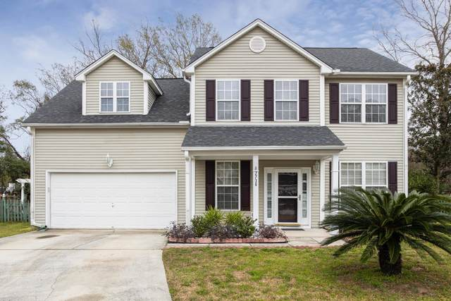 2736 Four Winds Place, Mount Pleasant, SC 29466 (#20003748) :: Realty One Group Coastal
