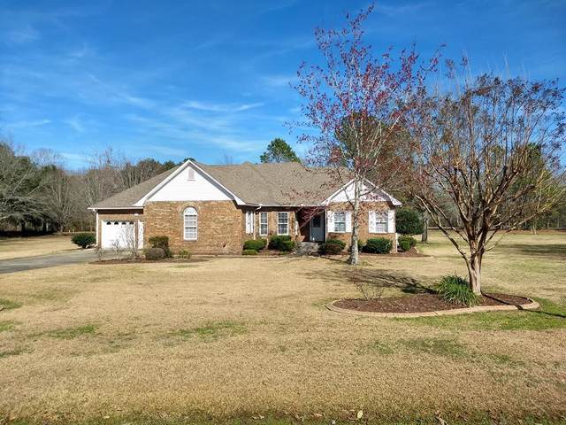 17 Fairway Drive, Manning, SC 29102 (#20003941) :: The Cassina Group
