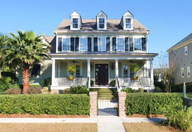 1141 Ayers Plantation Way, Mount Pleasant, SC 29466 (#20004032) :: The Cassina Group