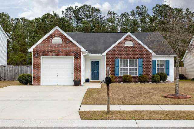 214 Dovetail Circle, Summerville, SC 29483 (#20004049) :: The Cassina Group