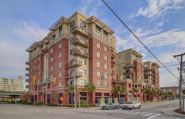 150 Bee Street #711, Charleston, SC 29401 (#20004112) :: The Cassina Group
