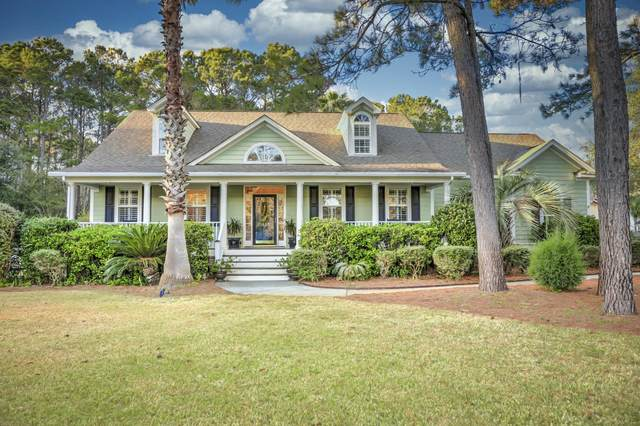 1416 Lagoon Park Circle, Mount Pleasant, SC 29466 (#20004151) :: The Cassina Group