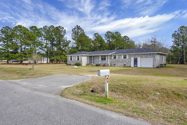 208 Pine Bay Drive, Saint Stephen, SC 29479 (#20004207) :: The Cassina Group