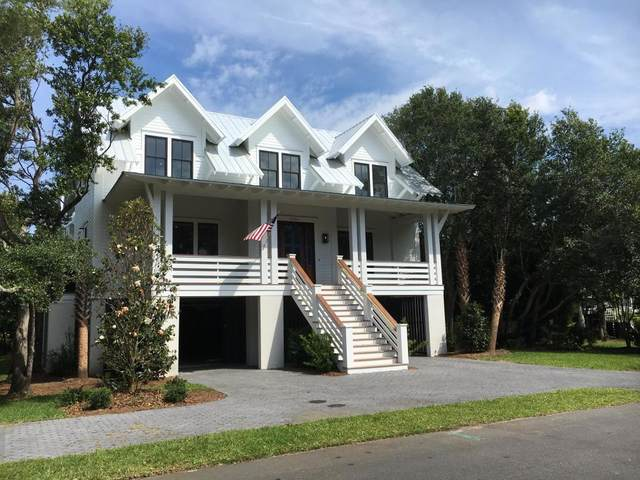 2714 Brooks Street, Sullivans Island, SC 29482 (#20004355) :: The Cassina Group