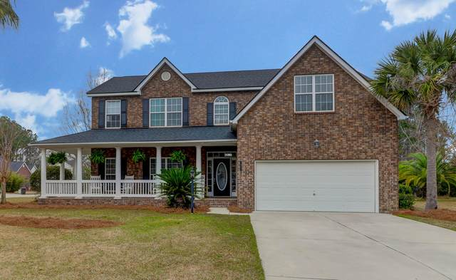 1423 Deer Walk Court, Mount Pleasant, SC 29466 (#20004377) :: The Cassina Group