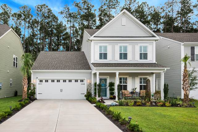 335 Dunlin Drive, Summerville, SC 29486 (#20004379) :: Realty One Group Coastal