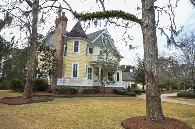 941 Pinckney Street, Mcclellanville, SC 29458 (#20004383) :: The Cassina Group