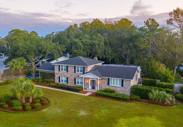 1018 Chambers Lane, Mount Pleasant, SC 29464 (#20004404) :: The Cassina Group