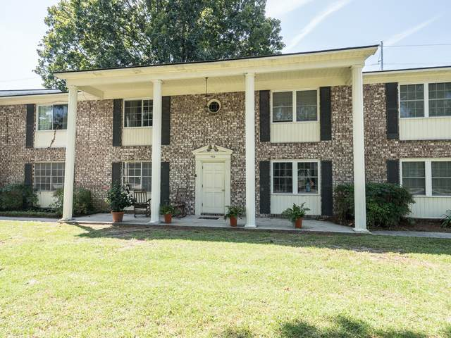 926 Lansing Drive 926-E, Mount Pleasant, SC 29464 (#20004430) :: The Cassina Group