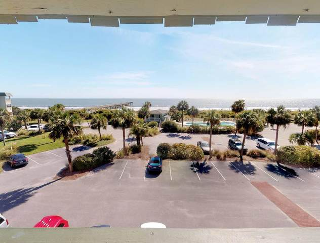 1300 Ocean Boulevard #322, Isle Of Palms, SC 29451 (#20004485) :: Realty One Group Coastal