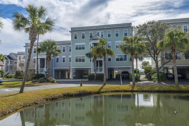 1664 Marsh Harbor & Boat Slip Lane A, Mount Pleasant, SC 29464 (#20004570) :: The Cassina Group
