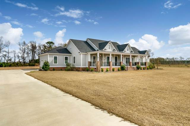 1015 Reevesville Rd Road, Bowman, SC 29018 (#20004639) :: The Cassina Group