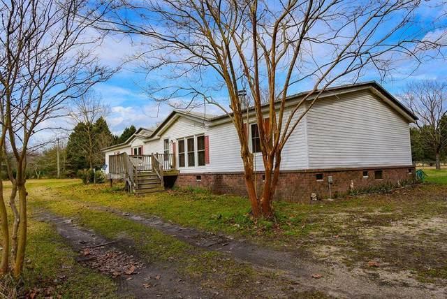 498 Taylor Pond Road, Dorchester, SC 29437 (#20004723) :: The Cassina Group