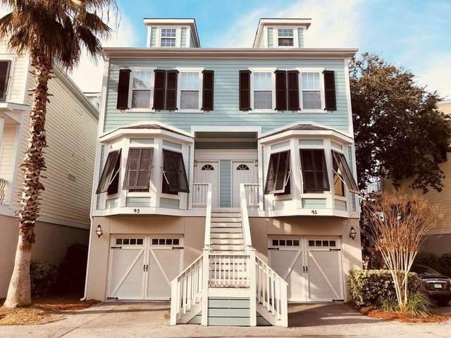 95 W 2nd Street, Folly Beach, SC 29439 (#20004786) :: Realty One Group Coastal