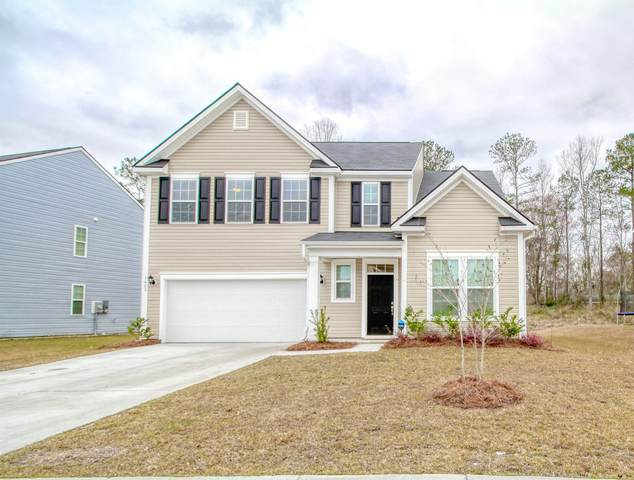 1408 Hermitage Lane, Ladson, SC 29456 (#20004808) :: The Cassina Group