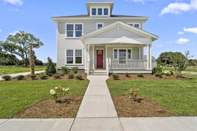 1238 Captain Rivers Drive, Charleston, SC 29412 (#20004969) :: The Cassina Group