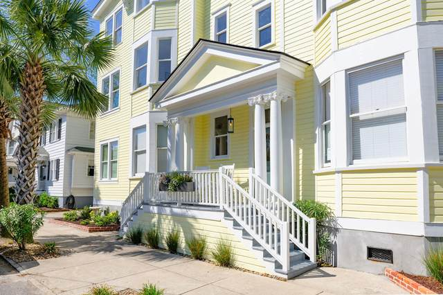 201 Broad Street #2, Charleston, SC 29401 (#20005042) :: The Cassina Group
