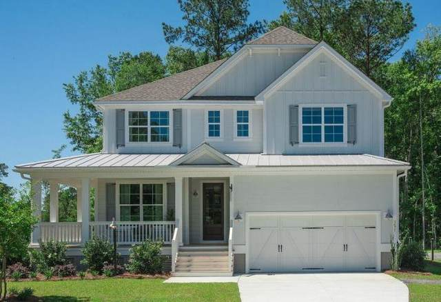 12 Windward Drive, Summerville, SC 29485 (#20005193) :: The Cassina Group
