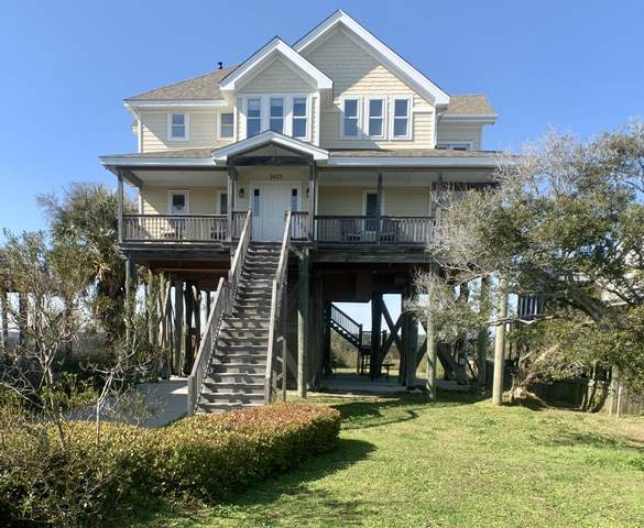 1622 E Ashley Avenue, Folly Beach, SC 29439 (#20005242) :: The Gregg Team