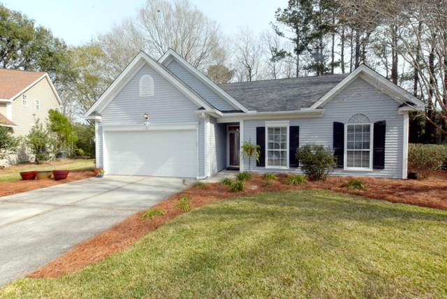 414 Vinca View, Mount Pleasant, SC 29464 (#20005251) :: The Cassina Group
