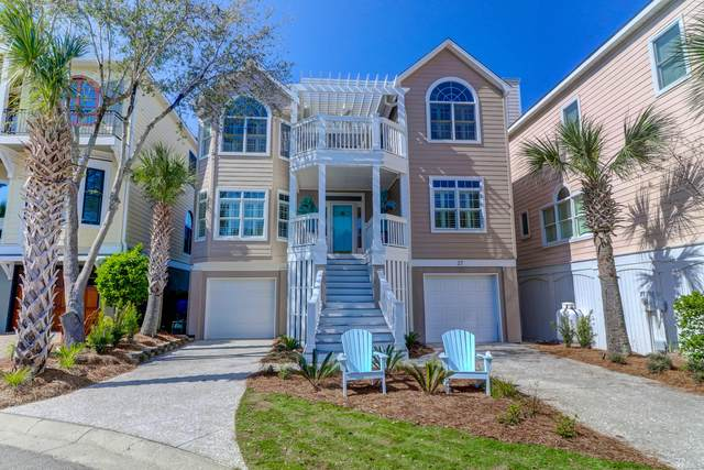 27 Ocean Point Drive, Isle Of Palms, SC 29451 (#20005277) :: The Cassina Group