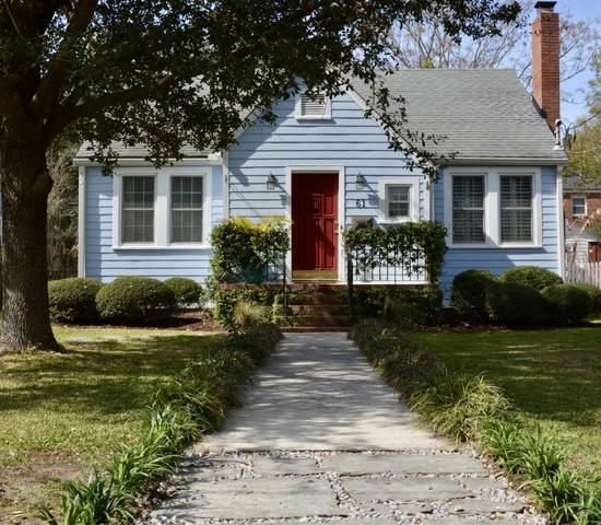 61 Clemson Street, Charleston, SC 29403 (#20005297) :: The Cassina Group
