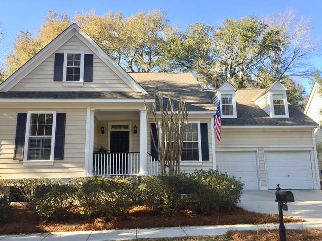 3593 West Higgins Drive, Mount Pleasant, SC 29466 (#20005308) :: The Cassina Group