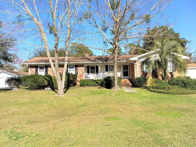 1855 Lake Marion Shores Road, Summerton, SC 29148 (#20005327) :: The Cassina Group