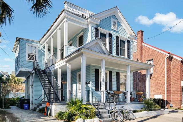 288 Sumter Street A & B, Charleston, SC 29403 (#20005358) :: The Gregg Team
