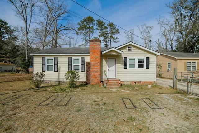 307 Hill Street, Walterboro, SC 29488 (#20005392) :: The Cassina Group