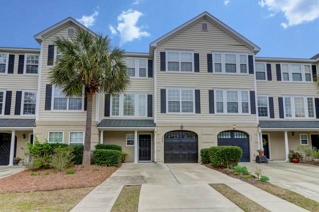2863 Woodland Park Drive, Mount Pleasant, SC 29466 (#20005398) :: Realty One Group Coastal