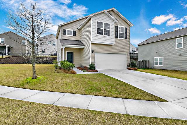 4807 Hawkins Dr, Ladson, SC 29456 (#20005429) :: The Cassina Group