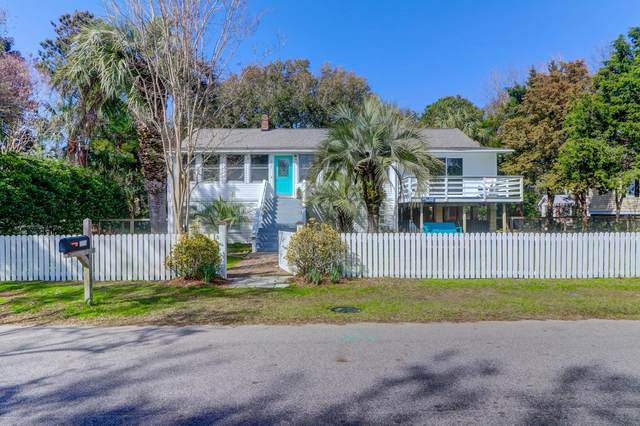 2724 Ion Avenue, Sullivans Island, SC 29482 (#20005518) :: The Cassina Group