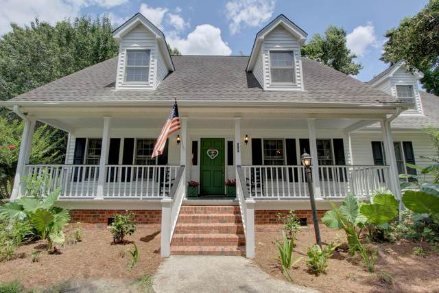 252 Beech Hill Lane, Mount Pleasant, SC 29464 (#20005548) :: The Gregg Team